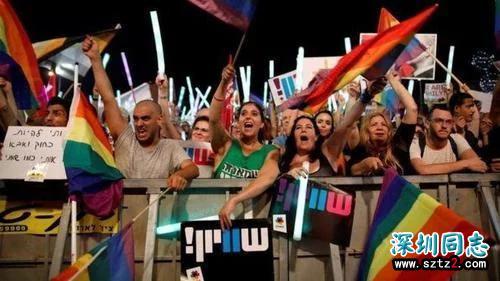 以色列人要求平等的同性恋代孕权