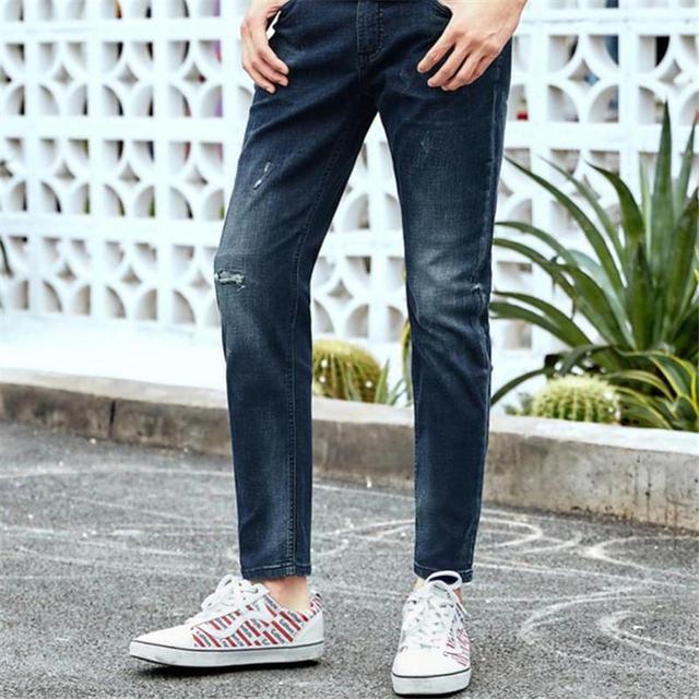 选对裤装,让你轻松变身长腿欧巴