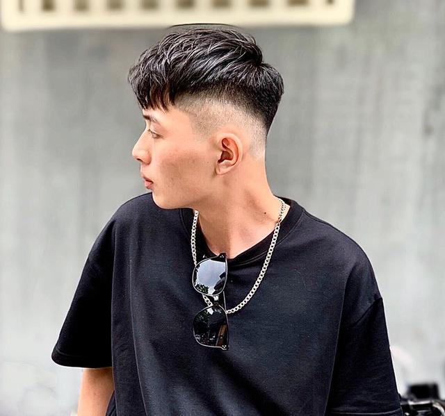 男生夏天偶尔剪这7款发型,也很清爽时髦,帅气挡不住